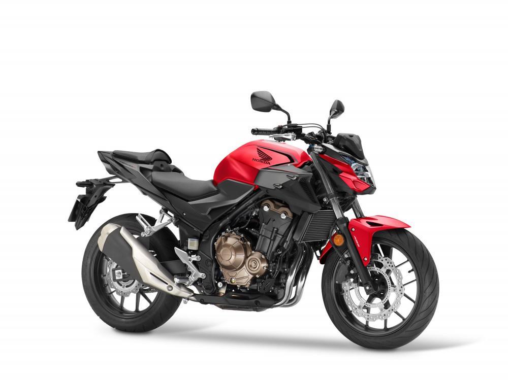 Honda CB500F 2021 REd