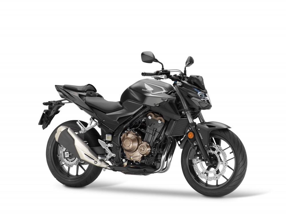 Honda CB500F 2021 Black