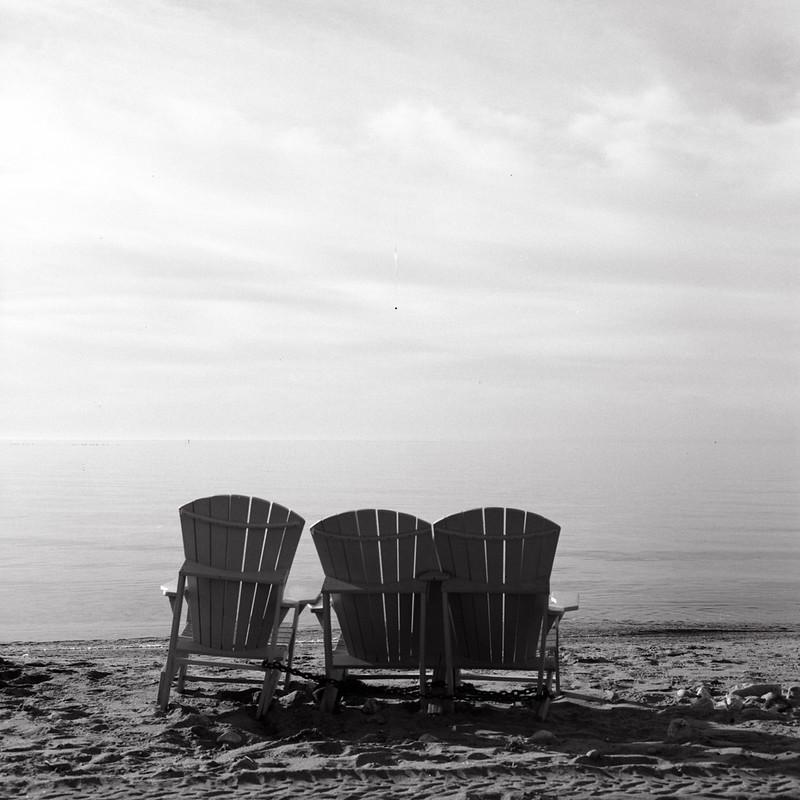 Three Empty Seats