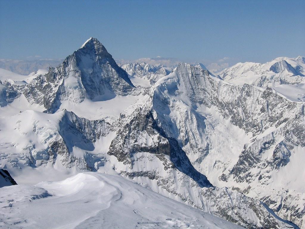 Bishorn Walliser Alpen / Alpes valaisannes Switzerland photo 42