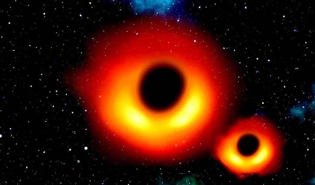 LIGO-et-virgo-ont-détecté-deux-énormes-trous-noirs