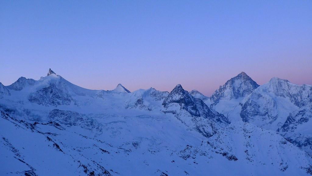 Bishorn Walliser Alpen / Alpes valaisannes Switzerland photo 05