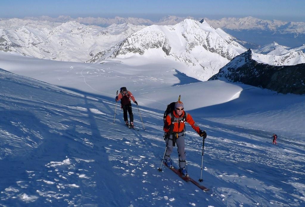 Bishorn Walliser Alpen / Alpes valaisannes Switzerland photo 20