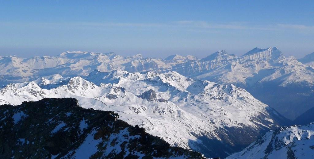 Bishorn Walliser Alpen / Alpes valaisannes Switzerland photo 19