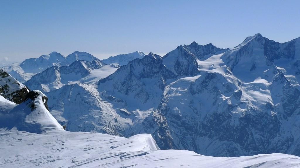 Bishorn Walliser Alpen / Alpes valaisannes Switzerland photo 30