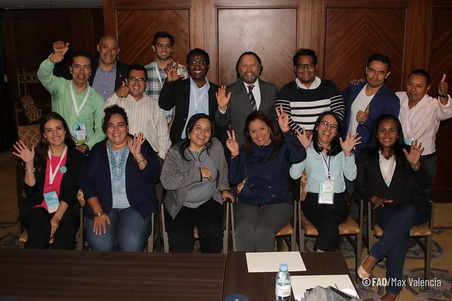 Panel 12: III Encuentro de la Red de Periodistas para una Mesoamérica sin Hambre