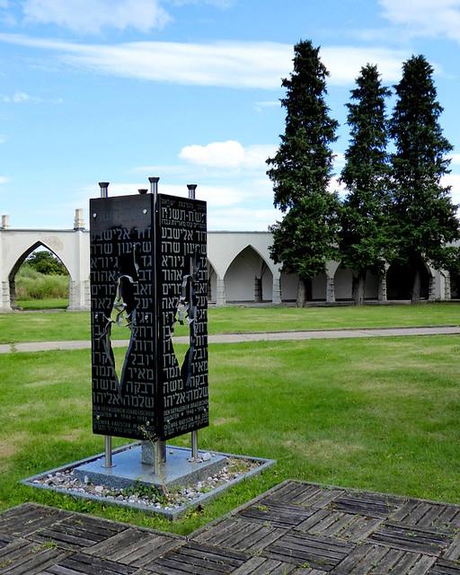 Gedenkstein für gefallene jüdische Soldaten