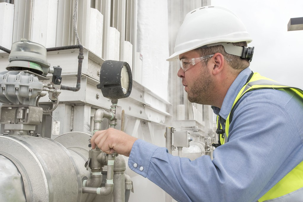 NTMWD - Water Operations - Ozone Facility #lab
