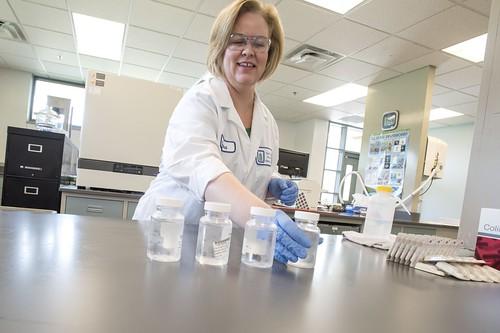 NTMWD Environmental Services & Laboratory #lab
