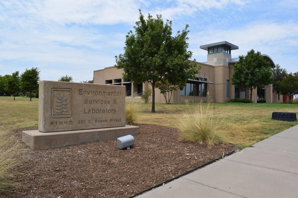 NTMWD Environmental Services & Laboratory