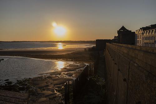 Saint-Malo, juillet 2020.