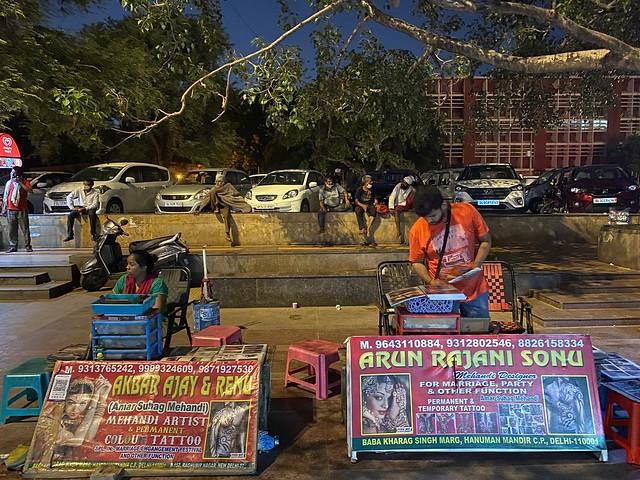 City Hangout - Hanuman Mandir Plaza, Connaught Place
