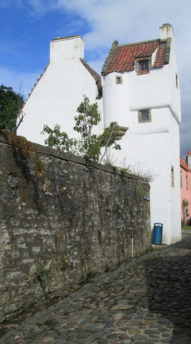 Culross house, Fife, Scotland