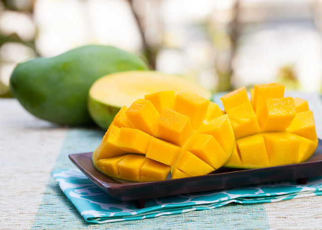 California Grown Keitt Mangoes