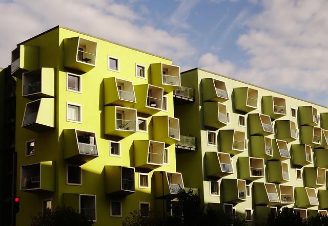 Care center - Ørestad - Amager - Denmark