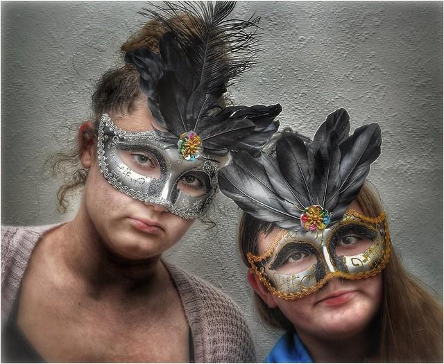 masking identities