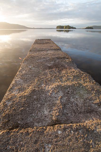 Take a long walk off a short pier