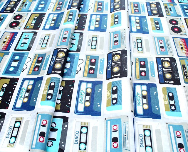 Windham Fabrics One of a Kind 51794D-X Mix Tape