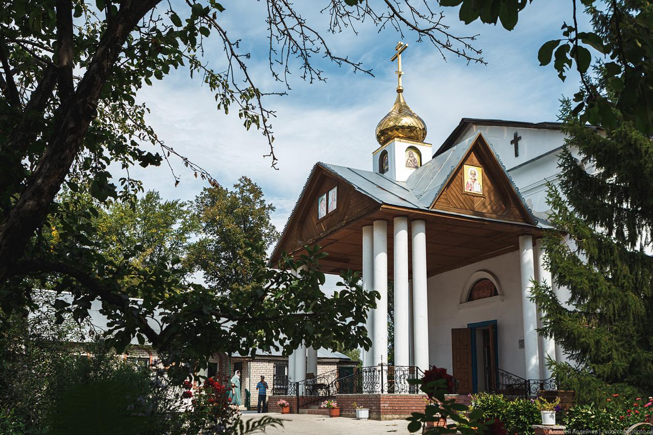 Село Шигоны (Самарская область)