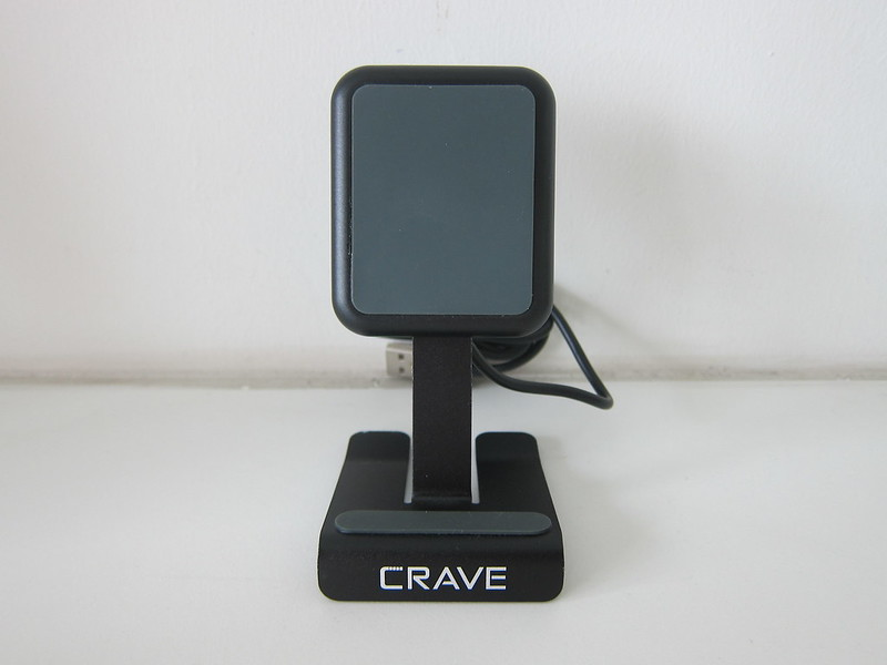 Crave 10W Wireless Charging Stand - Front