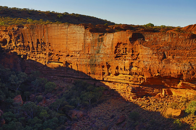 The South Wall : Kings Canyon