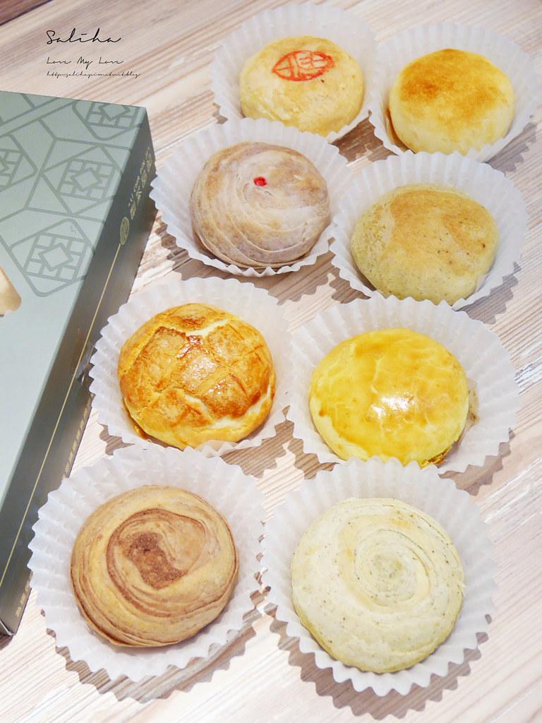 台北伴手禮推薦犁茶品記好吃不會很甜的綠豆椪甜點中式糕點中秋過年送禮盒質感 (5)
