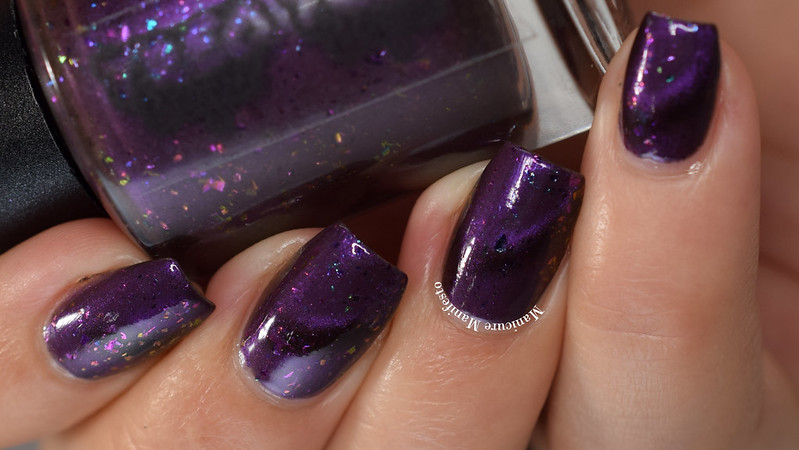 Treo Lacquer Wind Rage swatch