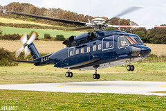Sikorsky S-92A   G-LAWX   Starspeed