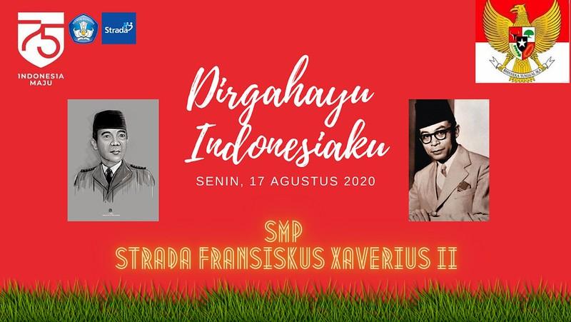 PERAYAAN HUT KE-75 REPUBLIK INDONESIA