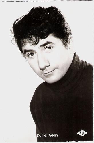 Daniel Gélin in Bonsoir Paris (1956)