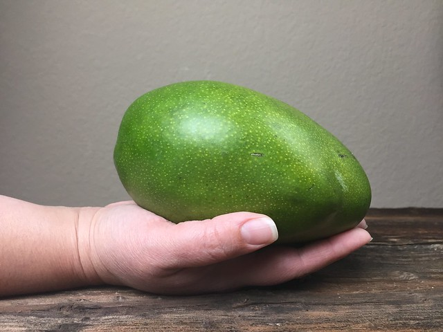 California Grown Keitt Mango