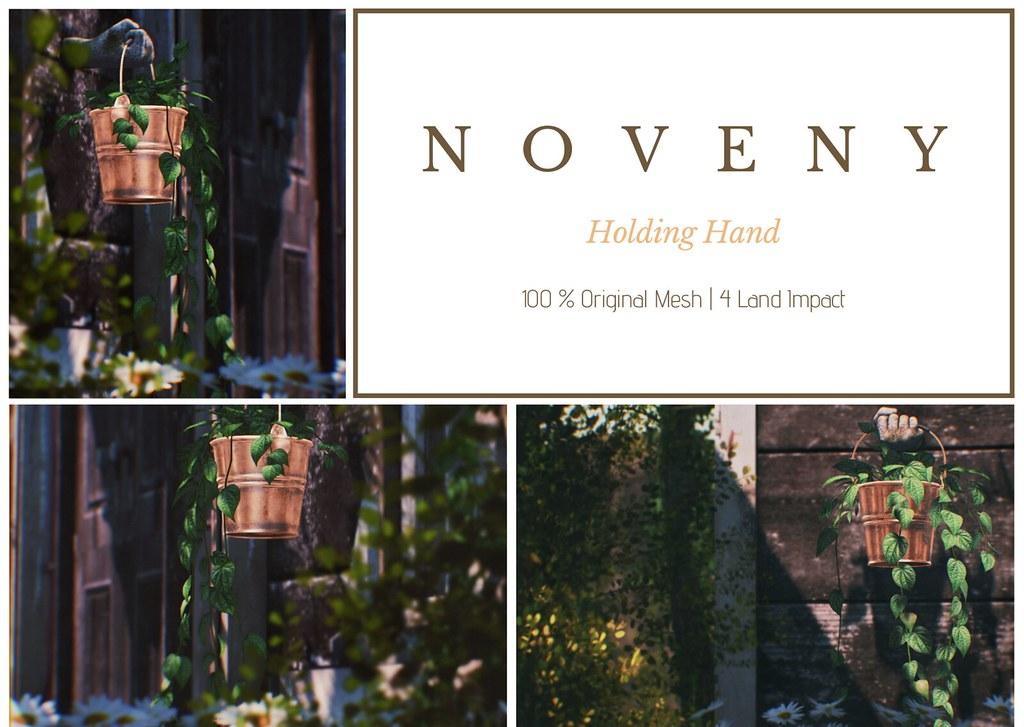 Noveny – Holding Hand