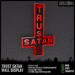 Six Feet Under - Trust Satan (Group Gift)