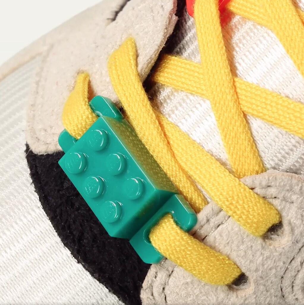 樂高各種跨界合作企劃進行中!在衣服、鞋子、傢俱上都能拼樂高~