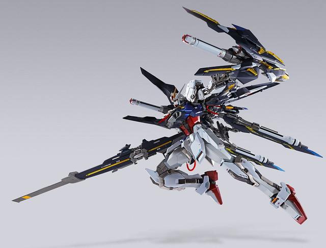 METAL BUILD《鋼彈SEED》閃電型攻擊者背包 發售確定!