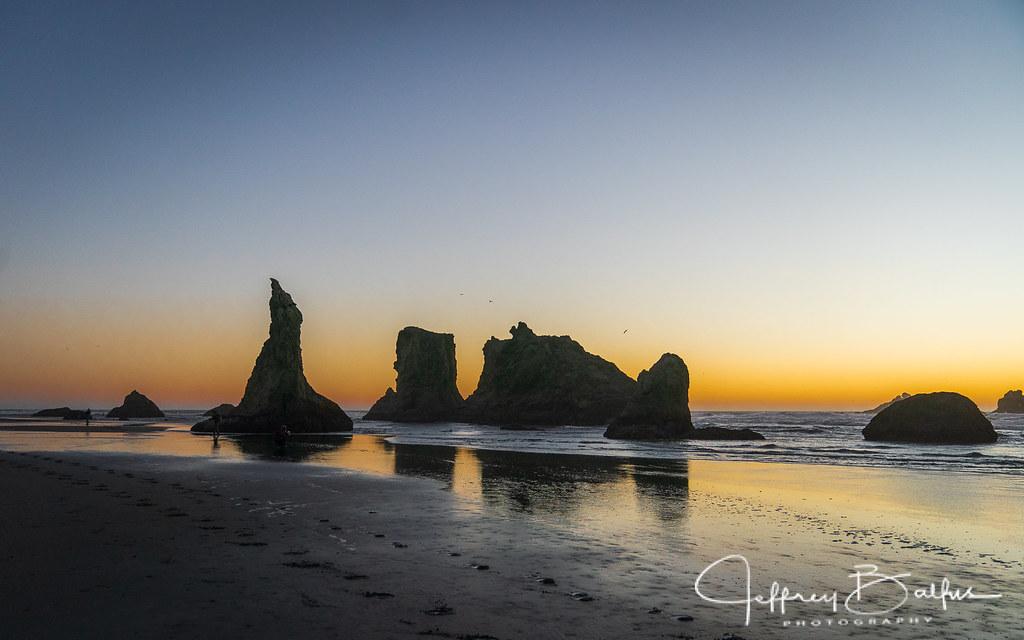 Bandon Beach Sunset - In Explore Sep 4, 2020 #241