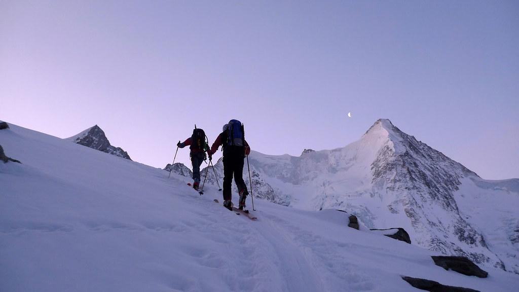 Blanc de Moming - Dôme Circuit Walliser Alpen / Alpes valaisannes Switzerland photo 13