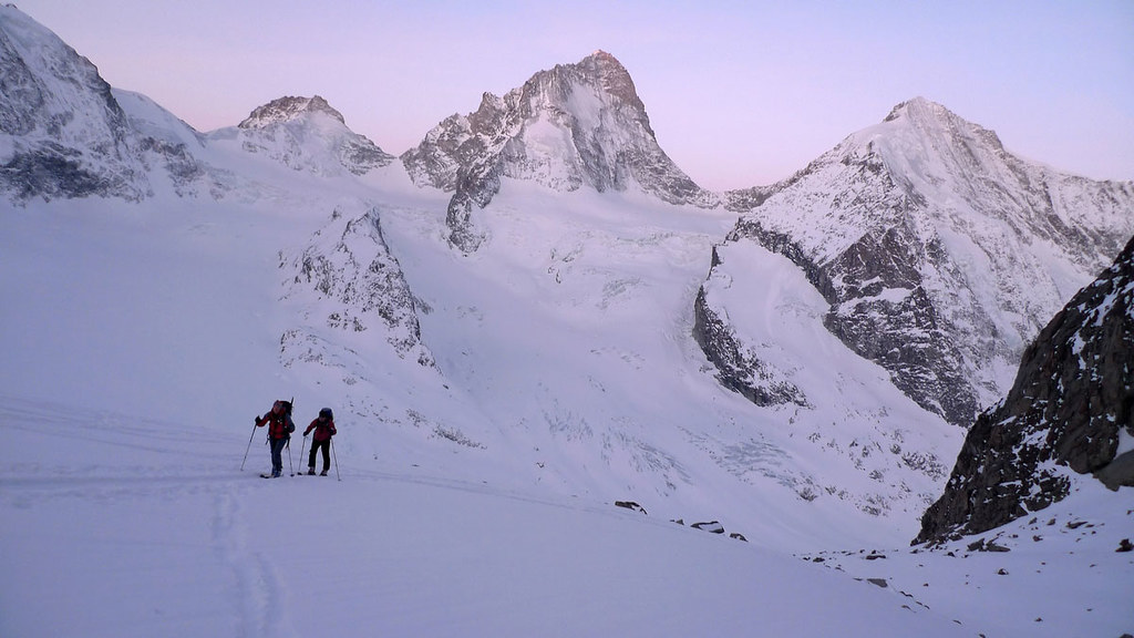 Blanc de Moming - Dôme Circuit Walliser Alpen / Alpes valaisannes Switzerland photo 14