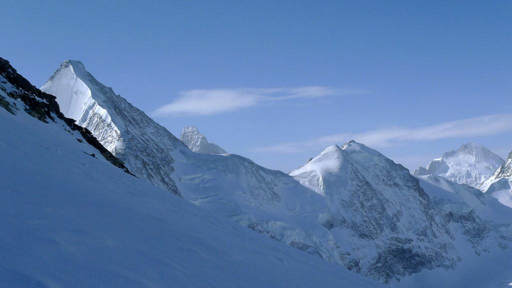 Blanc de Moming - Dôme Circuit Walliser Alpen / Alpes valaisannes Switzerland photo 17