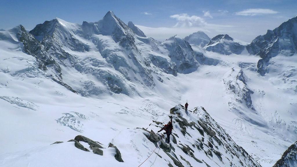Blanc de Moming - Dôme Circuit Walliser Alpen / Alpes valaisannes Switzerland photo 31