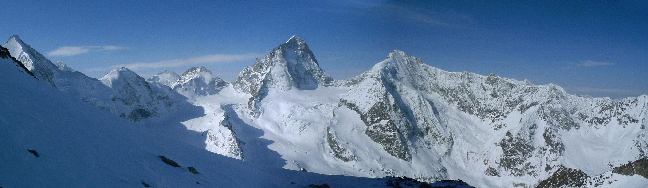 Blanc de Moming - Dôme Circuit Walliser Alpen / Alpes valaisannes Switzerland panorama 36