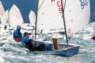Campionato Italiano Optimist - Fraglia Vela Malcesine - Angela Trawoeger_K3I3586