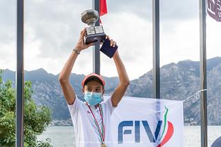 Campionato Italiano Optimist - Fraglia Vela Malcesine - Angela Trawoeger_K3I5202