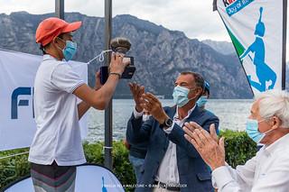 Campionato Italiano Optimist - Fraglia Vela Malcesine - Angela Trawoeger_K3I5199