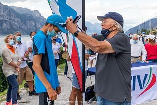 Campionato Italiano Optimist - Fraglia Vela Malcesine - Angela Trawoeger_K3I5185