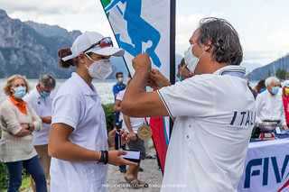 Campionato Italiano Optimist - Fraglia Vela Malcesine - Angela Trawoeger_K3I5165