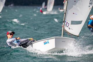 Campionato Italiano Optimist - Fraglia Vela Malcesine - Angela Trawoeger_K3I5004