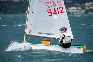 Campionato Italiano Optimist - Fraglia Vela Malcesine - Angela Trawoeger_K3I4908