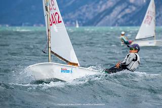 Campionato Italiano Optimist - Fraglia Vela Malcesine - Angela Trawoeger_K3I4900