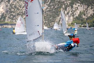 Campionato Italiano Optimist - Fraglia Vela Malcesine - Angela Trawoeger_K3I4864